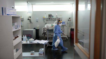 Rosario registra 1.646 decesos desde el inicio del 2021, y 3.073 víctimas fatales desde que comenzó la pandemia.