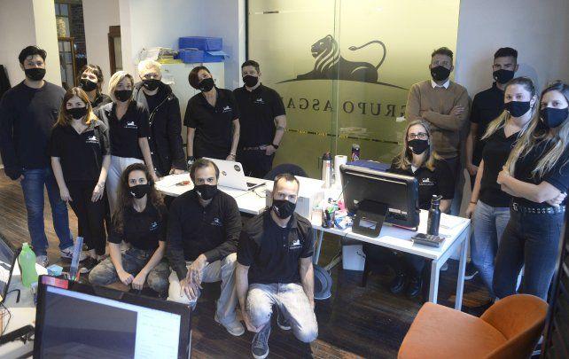 Grupo Asgar tiene muchos inversores pero la cabeza visible es Santiago Gassman