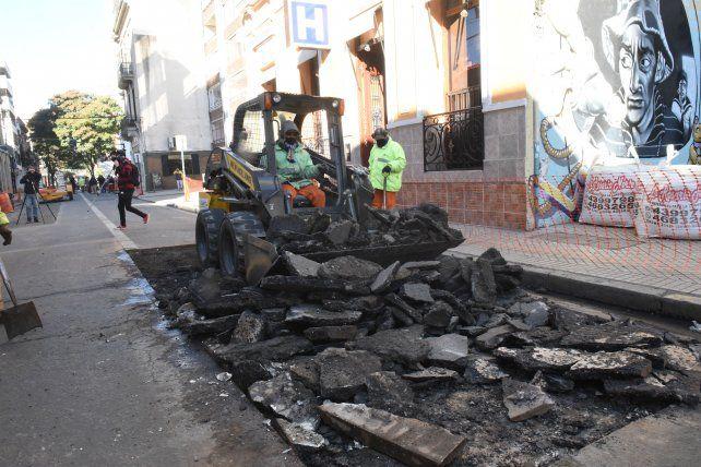 Destinan más de $400 millones para reparar las calles de todos los distritos