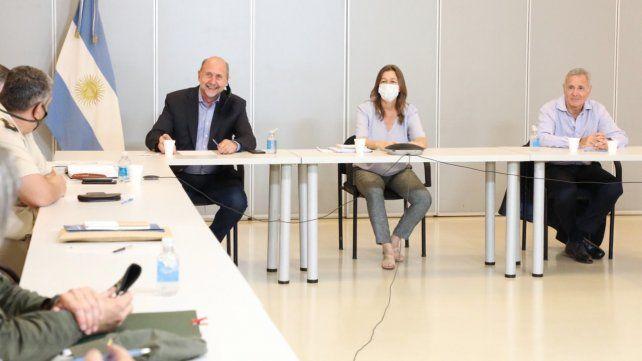 Perotti dijo que buscan implementar acciones que vayan generando más pacificación en Rosario