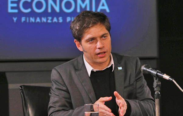 El ministro Kicillof llevó adelante en Francia una negociación crucial para los intereses del país.