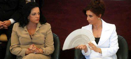 Nilda Garré, otra voz oficial que sale a reclamar correcciones en el Indec