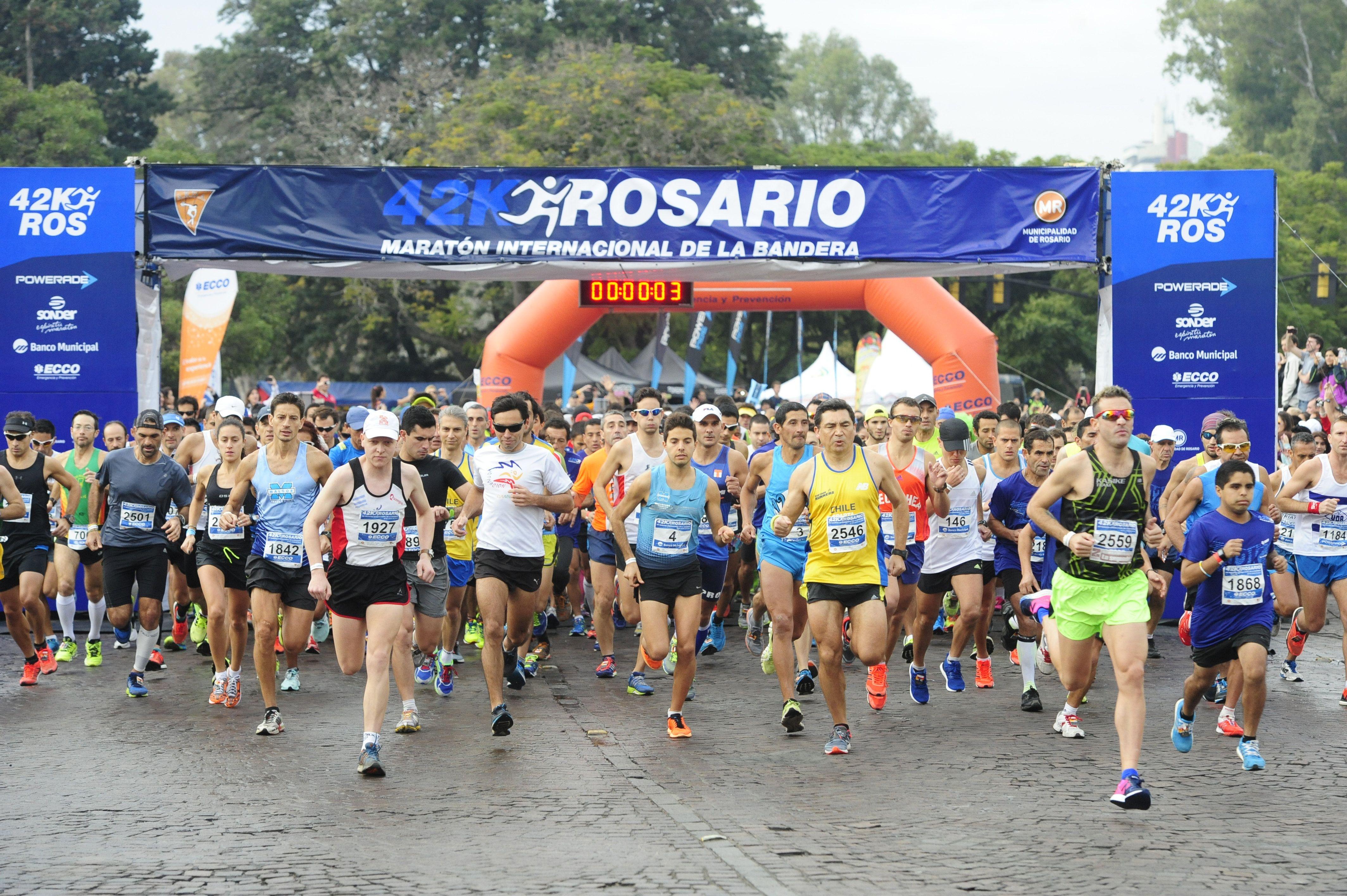 Doce naciones tuvieron algún representante en Rosario. La mayoría fueron de Uruguay y Chile. (Foto: H. Rio)