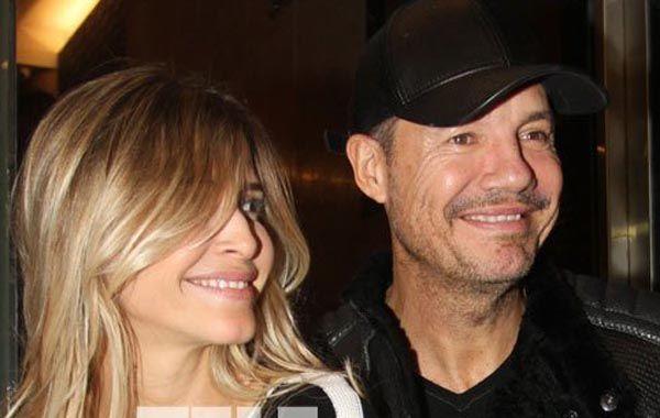 Marcelo asistió al teatro Metropolitano a ver a Guillermina.