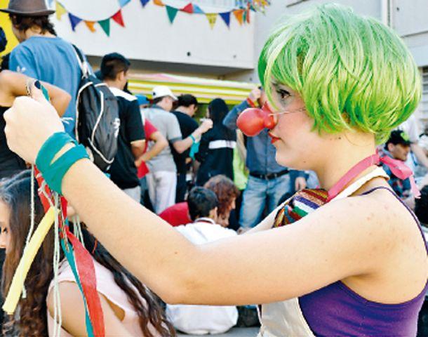 El año pasado más de 250 jóvenes se sumaron al Festival de Teatro de Escuelas Secundarias.