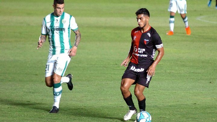 Rafael Delgado corre con ventaja para reemplazar a Facundo Garcés.