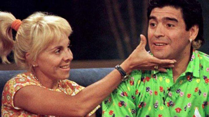 Claudia y Diego se conocieron de chicos, se casaron y se divorciaron. Pero ella siguió siendo alguien importante en su vida.