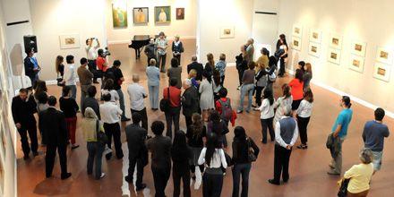 El Castagnino tiene una de las mayores colecciones de grabados de Goya del mundo
