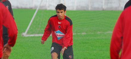 Leandro Torres confía en poder demostrar su potencial en Newells