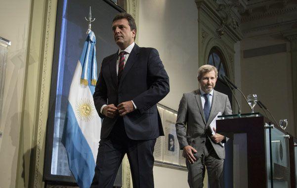 Aval. Massa pide que Macri evite gobernar por medio de los decretos.