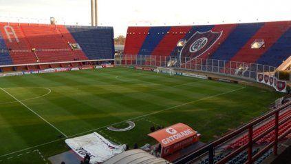 El estadio de San Lorenzo, donde jugará de local Central.