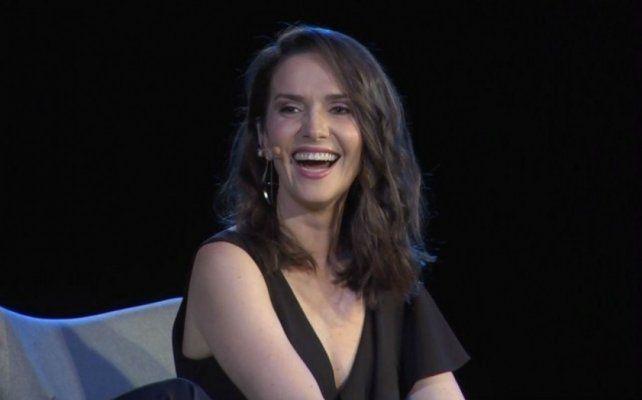 La actriz uruguaya dejó sin palabras a un entrevistador.