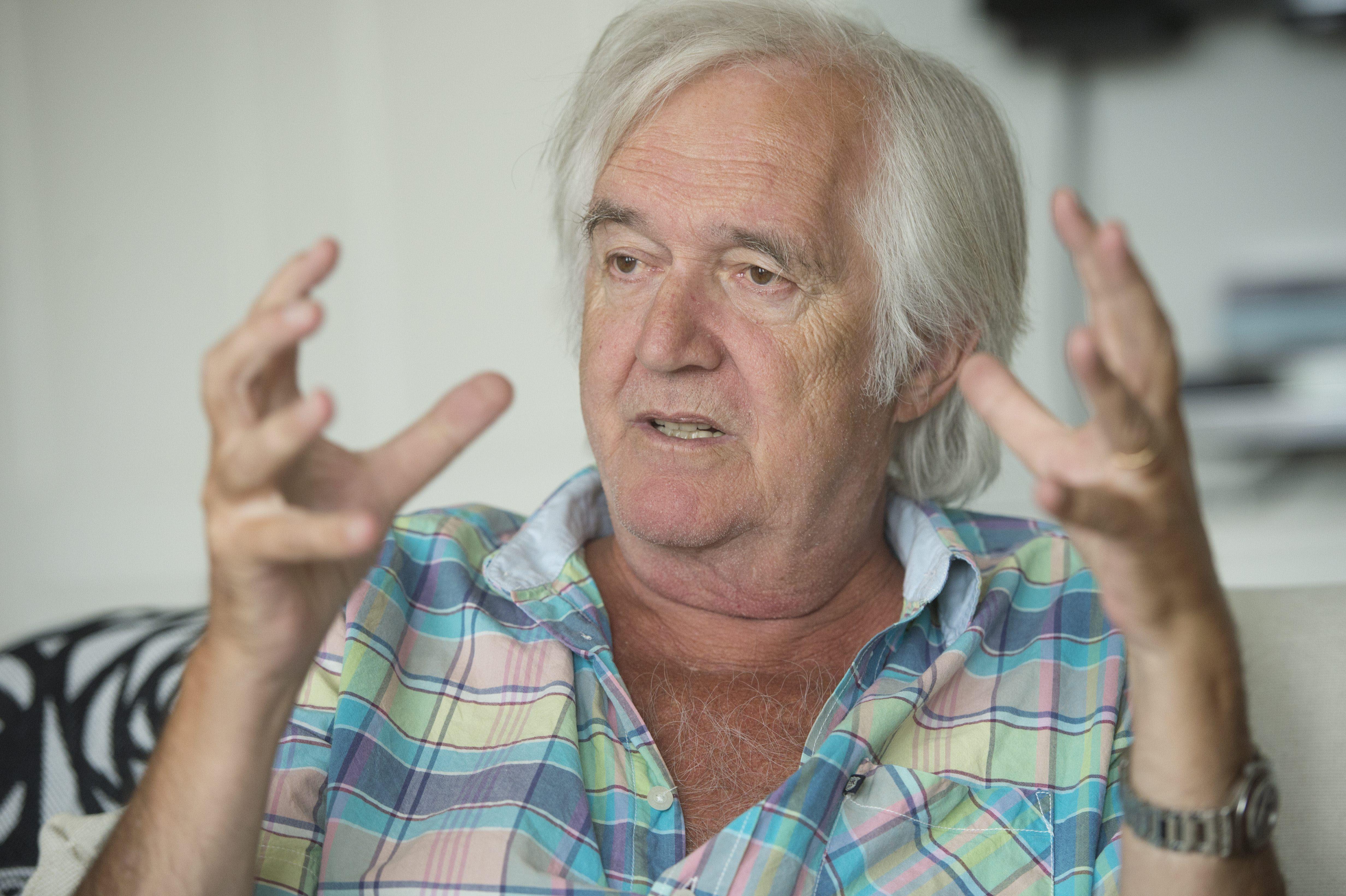 Entre Suecia y Mozambique. Mankell pasaba largas temporadas en Maputo