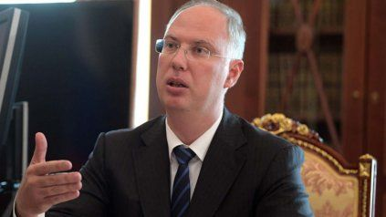 DESDE EL KREMLIN. Kirill Dmitriev, director del Fondo Ruso de Inversión Directa.