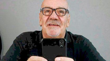 El humorista Carlos Sánchez