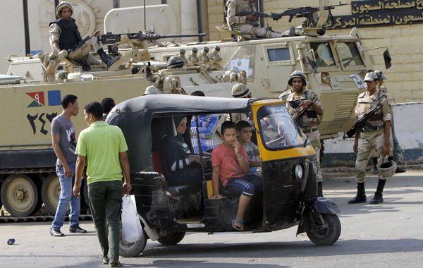 Inesperado. El ex dictador egipcio saldría en las próximas horas de la prisión de Tora rumbo al arresto domiciliario.