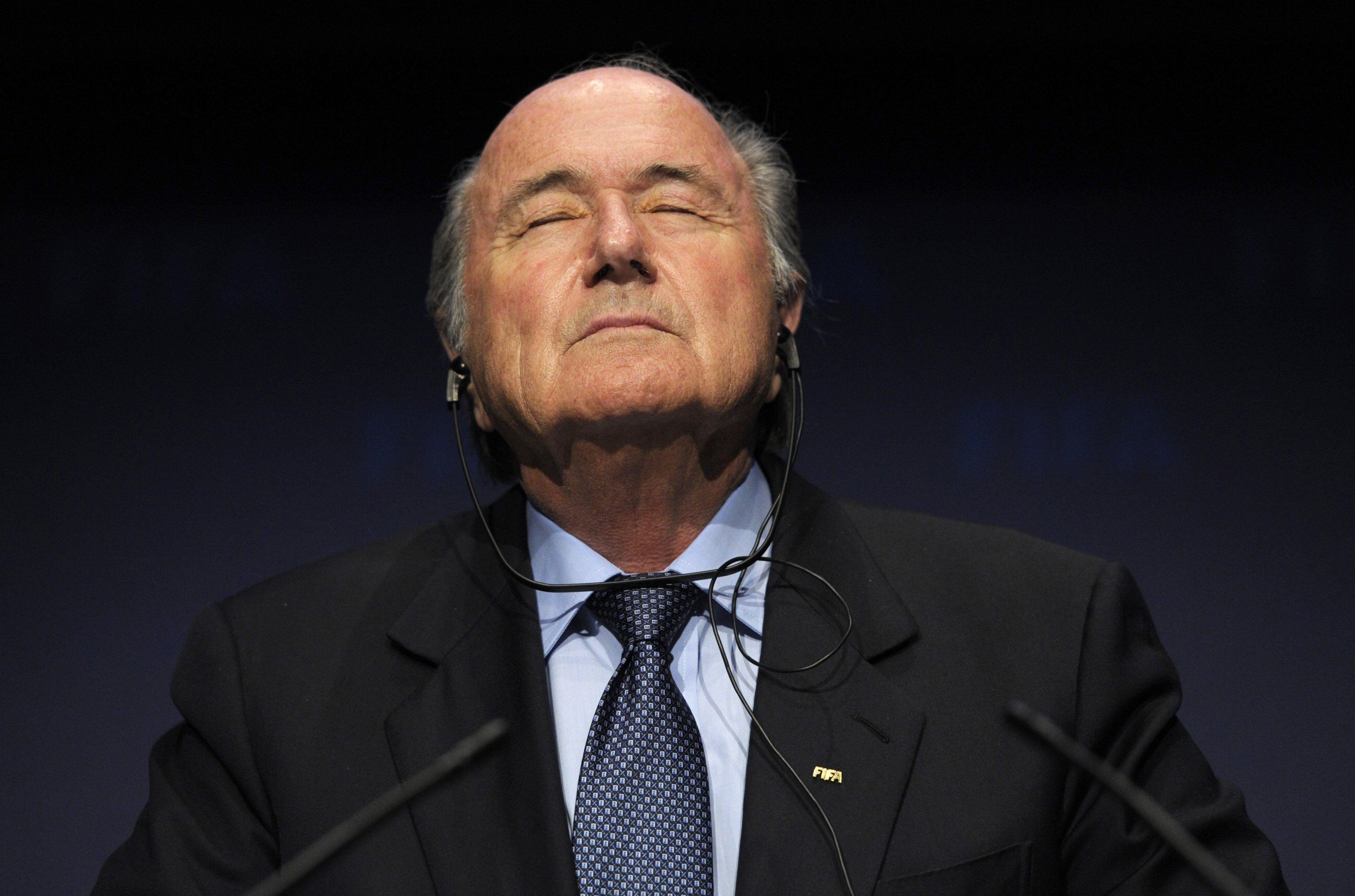 """El suizo. La apertura de un proceso penal por """"pago desleal"""" y """"contrato desfavorable para la Fifa"""" serían los motivos."""