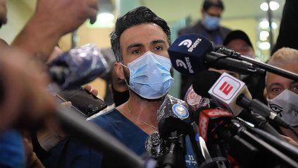 Imputaron a Luque por homicidio culposo por la muerte de Maradona