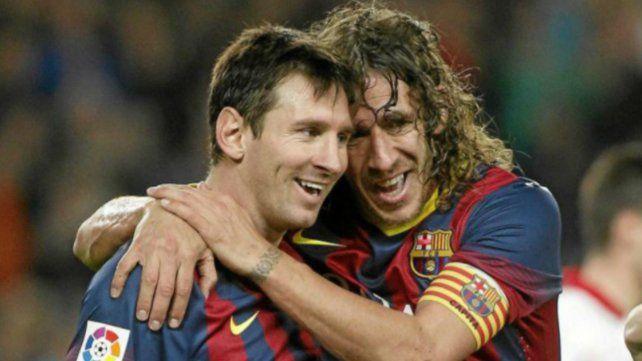 Messi prepara la despedida de Barcelona y Puyol sale a apoyarlo