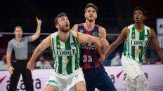 Luca Vildoza brilló en el éxito de Baskonia ante Real Betis
