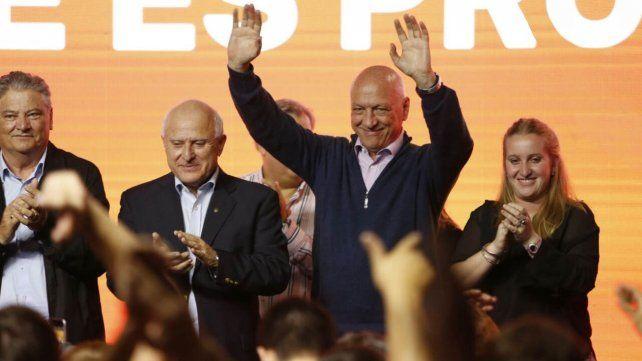Bonfatti es el candidato más votado, pero Perotti y Bielsa sumados lo superan