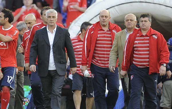 Sigue igual. El debut de De Felippe no se notó. El Rojo siguió mostrando un perfil deslucido y sin ideas. Decepcionó.