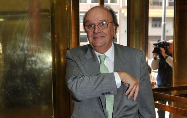 Vocero. De Mendiguren fue uno de los directivos de la UIA que se reunieron con el secretario Augusto Costa.