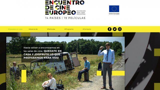 Un encuentro para conocer cine europeo, gratis y en streaming