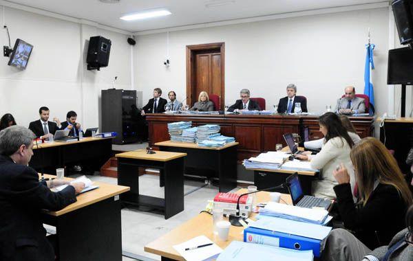 El Tribunal Oral Federal 2 de Rosario tiene a su cargo el juicio.