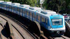 Nuevos vagones. El ferrocarril de la firma Trenes Argentinos.