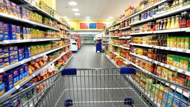 Modesto. El changuito se llena menos y se eligen productos de primera necesidad.