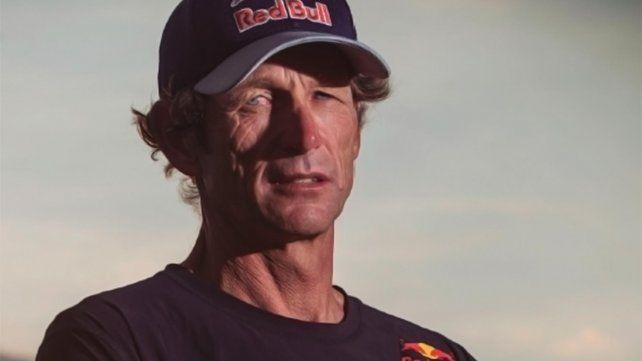 Santiago Lange: El viento es mi fascinación