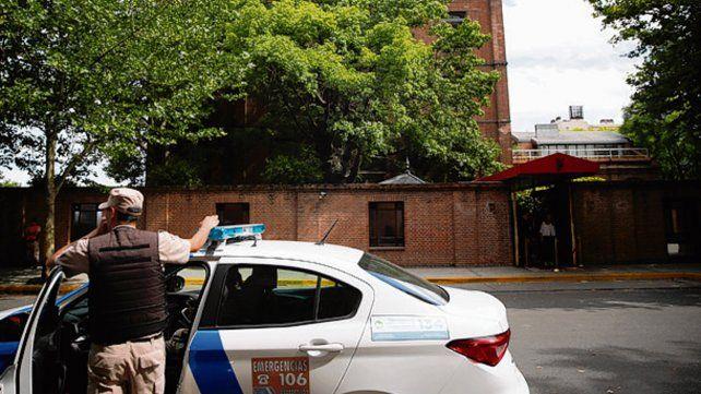 hotel faena. El crimen del turista inglés ocurrió en Puerto Madero.
