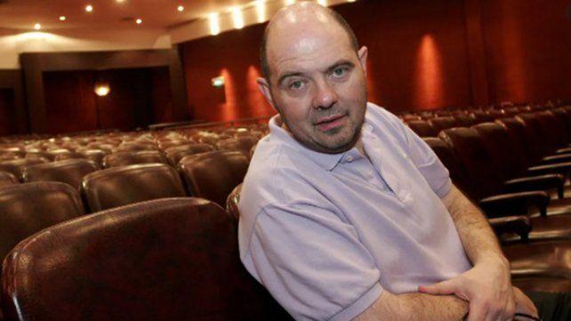 El empresario teatral Carlos Rottemberg.