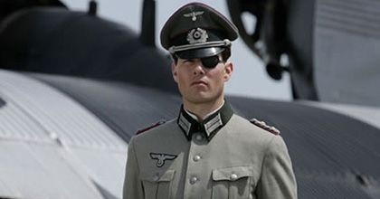 Tom Cruise dijo que ponerse un uniforme nazi fue desagradable