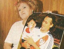 La mamá del Ogro defiende a Vanucci: Ella es la que más juega con Umita