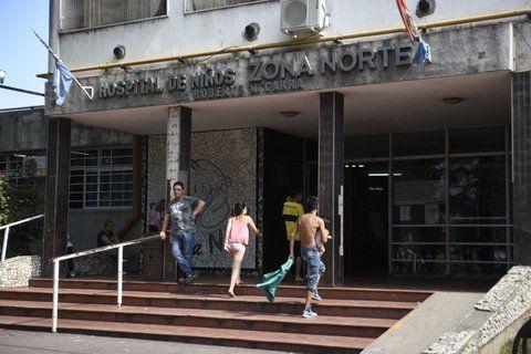 El hospital de Niños Zona Norte.