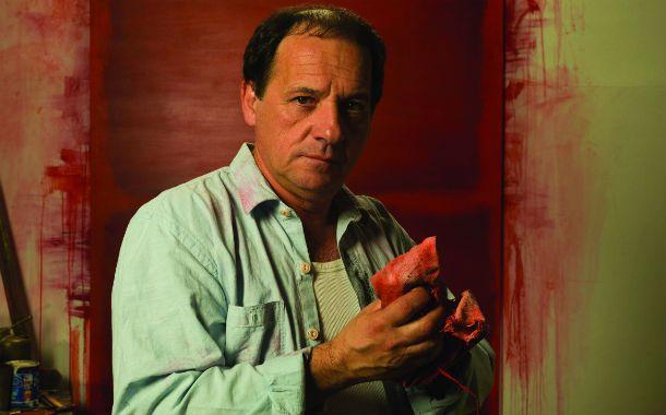 """En la piel de mark Rothko. Julio Chávez interpreta en """"Red"""" a un artista plástico ante un gran dilema."""