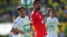 Colón visitará por cuarta vez a Defensa y Justicia en Primera División.