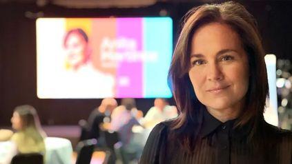 Anita Martínez, la concejala de JxC involucrada en una fuerte polémica.
