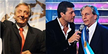 Todo por un voto: Kirchner finalmente estará con Tinelli en Gran Cuñado