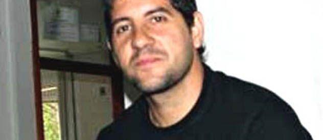 Todo mal. El golero xeneize pasó un mal momento en la Nochebuena como Alejandro Domínguez la otra Navidad.