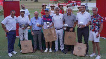 El Rosario Golf Club se vistió de fiesta