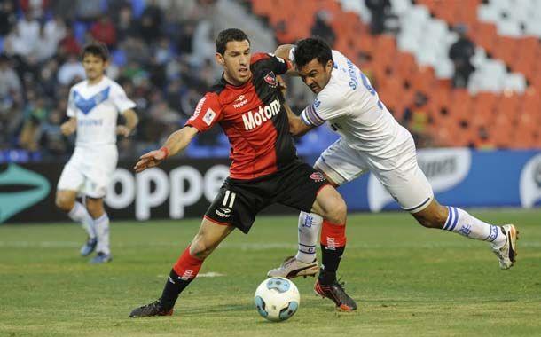 Maxi se perdió una buena chance de empate en el complemento. (Foto: S. Suárez Meccia)