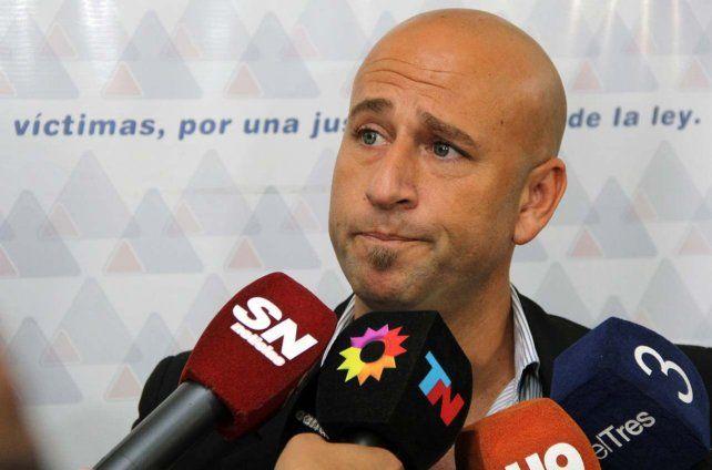 El exfiscal regional Patricio Serjal.
