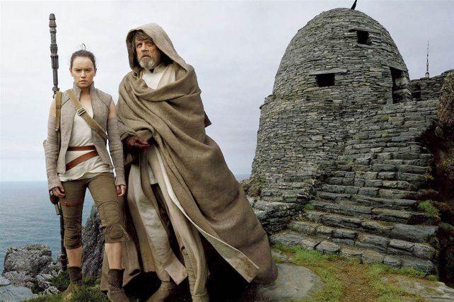 Los últimos Jedi