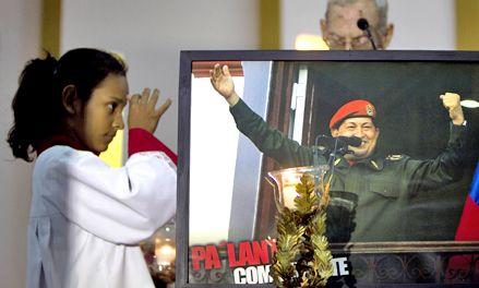 Aseguran en EEUU que Chávez tiene un cáncer incurable y terminal