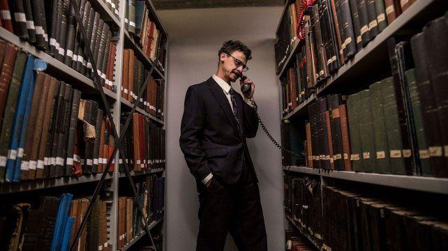 El particular encanto de escuchar un cuento por teléfono.