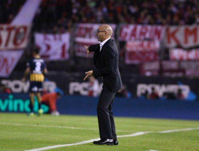 Montero se fue satisfecho con el desempeño del equipo.