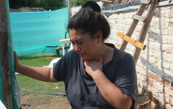 Desgarro. La mamá del chico de 19 años asesinado en Mendoza.